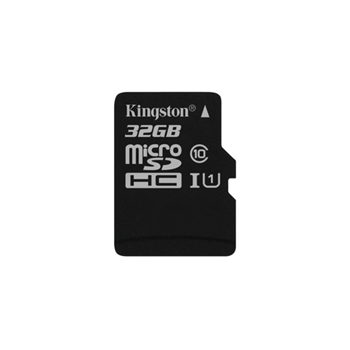 Kingston Technology microSDHC Class 10 UHS-I Card 32GB 32GB MicroSDHC UHS-I Class 10 memoria flash
