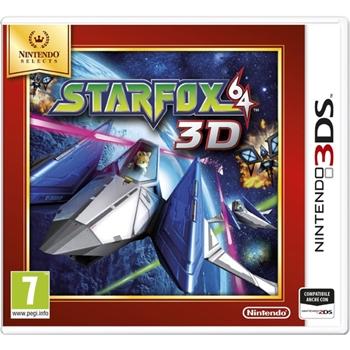 Nintendo Star Fox 64 3D