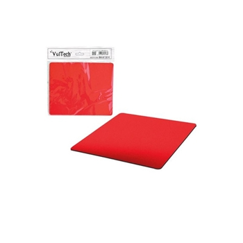 Mouse Pad Tappetino Per Mouse Vultech MP-01R Rosso
