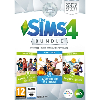 Electronic Arts The Sims 4 Bundle Pack 2, PC videogioco Basic Inglese