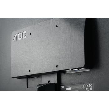 "AOC Basic-line E2270SWDN LED display 54,6 cm (21.5"") 1920 x 1080 Pixel Full HD Nero"