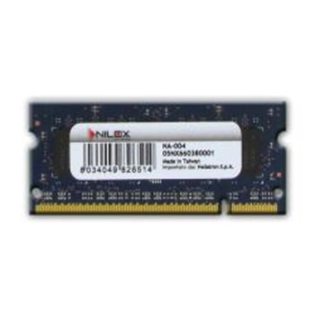 Nilox 2GB DDR3L SO-DIMM memoria 1600 MHz
