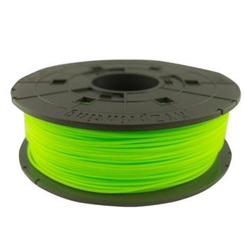 XYZ printing Neon Green 500/600g PLA-filament 3D for Junior Serien
