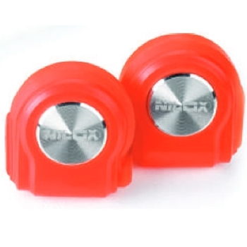 Nilox 10NXAU15ST005 cuffia e auricolare Aggancio Rosso