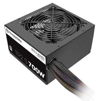Thermaltake TRS-700AH2NK alimentatore per computer 700 W 20+4 pin ATX ATX Nero