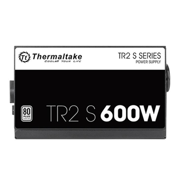Thermaltake TRS-600AH2NK alimentatore per computer 600 W 20+4 pin ATX ATX Nero