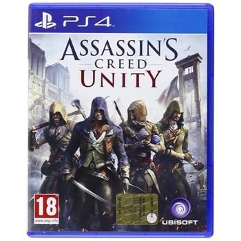 PS4 Assassin's Creed Unity