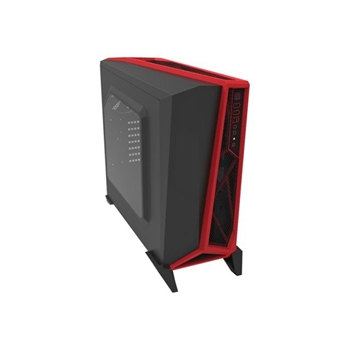 Corsair Carbide SPEC-ALPHA Midi-Tower Nero, Rosso
