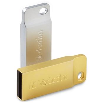 Verbatim Metal Executive unità flash USB 64 GB USB tipo A 2.0 Argento