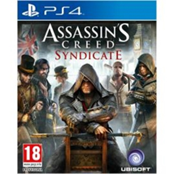 Ubisoft Assassin's Creed Syndicate, PS4 videogioco PlayStation 4 Basic ITA