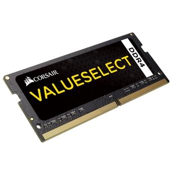 CORSAIR DDR4 2133MHZ 16GB 1x260 SODIMM 1.20V NON-ECC 15-15-15-36