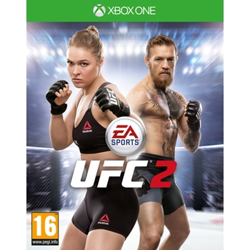 Electronic Arts UFC 2, Xbox One videogioco Basic ITA