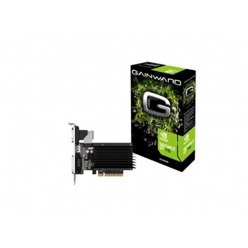 Gainward 426018336-3576 scheda video NVIDIA GeForce GT 710 2 GB GDDR3