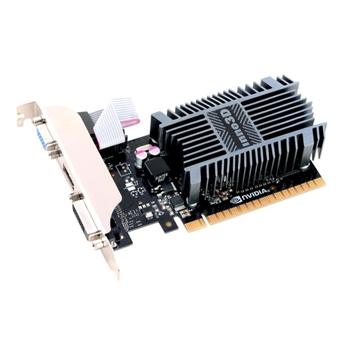 INNO3D GeForce GT710 2GB SDDR3 64-bit 1.6Gps DVI+VGA+HDMI Heatsink