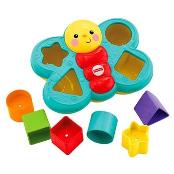 Fisher-Price Everything Baby CDC22 giocattolo per lo sviluppo delle abilità motorie