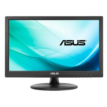 "ASUS VT168N point touch monitor monitor touch screen 39,6 cm (15.6"") 1366 x 768 Pixel Nero Multi-touch"
