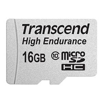 TRANSCEND 16GB USD CARD (CLASS 10) VIDEO RECO