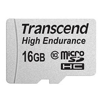 TRANSCEND 16GB USD CARD (CLASS 10) VIDEO RECO