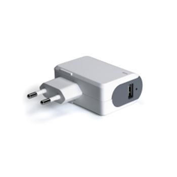 Celly TCUSBQC2 Caricabatterie per dispositivi mobili Interno Grigio, Bianco