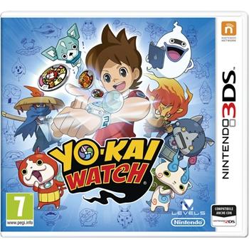 NINTENDO 3DS YO-KAI WATCH