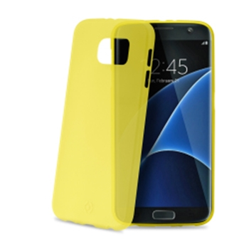 Celly Frost custodia per cellulare Cover Giallo