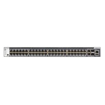 Netgear M4300-52G Gestito L3 Gigabit Ethernet (10/100/1000) 1U Grigio
