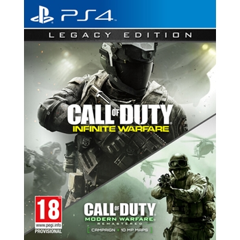 Activision Call of Duty: Infinite Warfare & Legacy Edition, PS4 videogioco PlayStation 4 Base + supplemento ITA