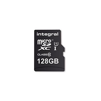 Integral INMSDX128G10-SPTOTGR memoria flash 128 GB MicroSDXC Classe 10 UHS-I