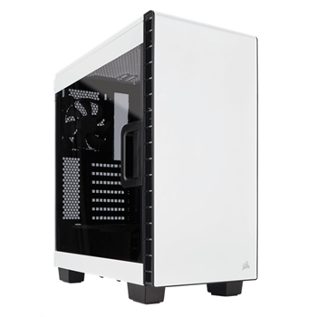 Corsair Carbide Clear 400C Midi-Tower Bianco