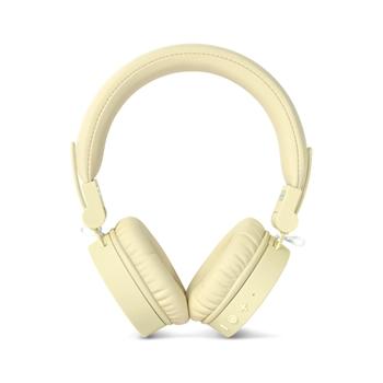 Fresh 'n Rebel Caps Wireless Headphones - Cuffie Bluetooth on-ear, giallo