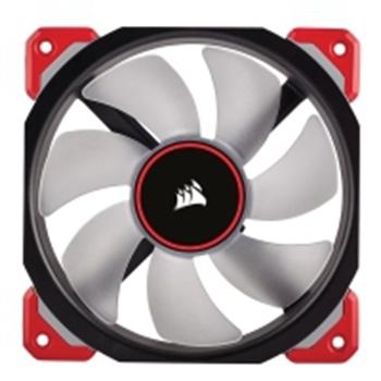 CORSAIR ML120 Pro LED 120mm Premium Magnetic Levitation Fan Red