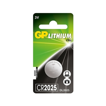 GP BATTERY GP CR 2025 C1 BOTTONE
