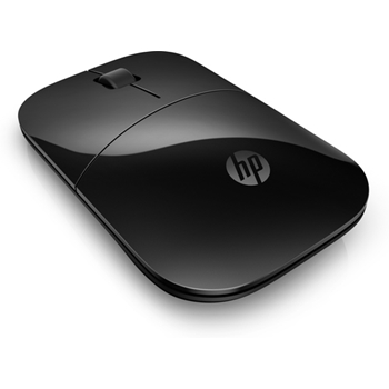 HP Z3700 mouse RF Wireless Ottico 1200 DPI Ambidestro