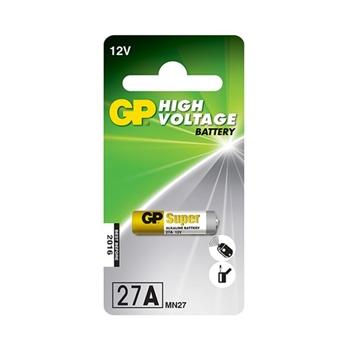 GP BATTERY GP 27A C1 MN27 SPEC.
