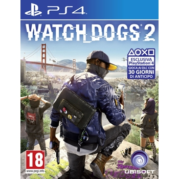 Ubisoft Watch Dogs 2 - PlayStation 4 videogioco Basic ITA