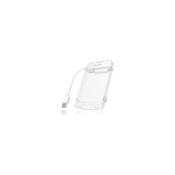 ICY BOX IB-AC703-U3 SATA III USB 3.0 Bianco