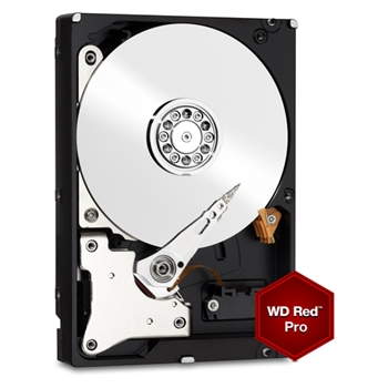 WD 2TB RED PRO 64MB CMR 3.5IN SATA 6GB/S 7200RPM