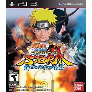 Namco Bandai Games NARUTO SHIPPUDEN: Ultimate Ninja STORM 3, PlayStation 3