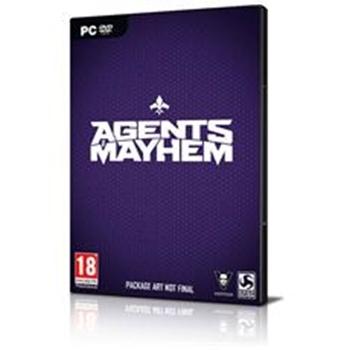 Koch Media Agents of Mayhem, PC Basic PC Inglese videogioco