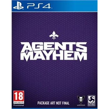 KOCH MEDIA PS4 AGENTS OF MAYHEM