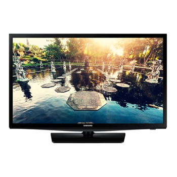 "Samsung HG24EE690AB TV Hospitality 61 cm (24"") HD Nero Smart TV 10 W A"