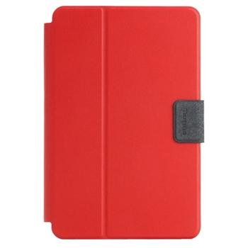 "Targus SafeFit 20,3 cm (8"") Custodia a libro Rosso"