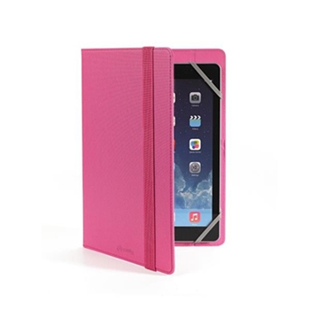 "Celly Unitab 20,3 cm (8"") Custodia a libro Rosa"