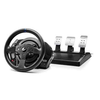 Thrustmaster T300 RS GT Sterzo + Pedali PC,PlayStation 4,Playstation 3 Nero