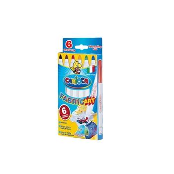 Carioca Cromatex marcatore Extra grassetto Multicolore 6 pezzo(i)