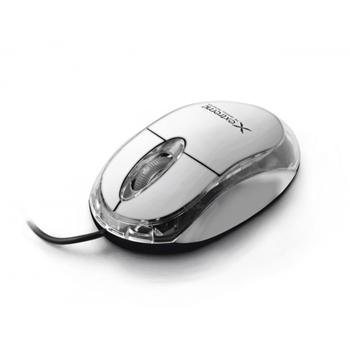 TITANUM XM102W mouse Ambidestro USB tipo A Ottico 1000 DPI