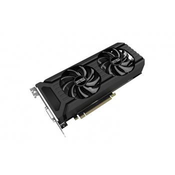 VGA Palit GeForce® GTX 1060 6GB Dual GDDR5 bulk