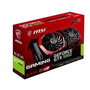 VGA MSI GeForce® GTX 1060 6GB Gaming 6G