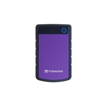 TRANSCEND StoreJet 25H3P HDD USB 3.0 4TB 6.4cm 2.5inch external black