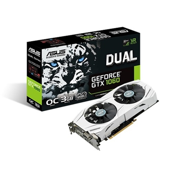 VGA Asus GeForce® GTX 1060 3GB Dual O3G